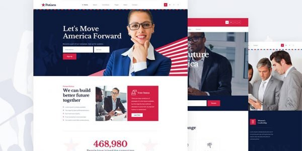 political-website